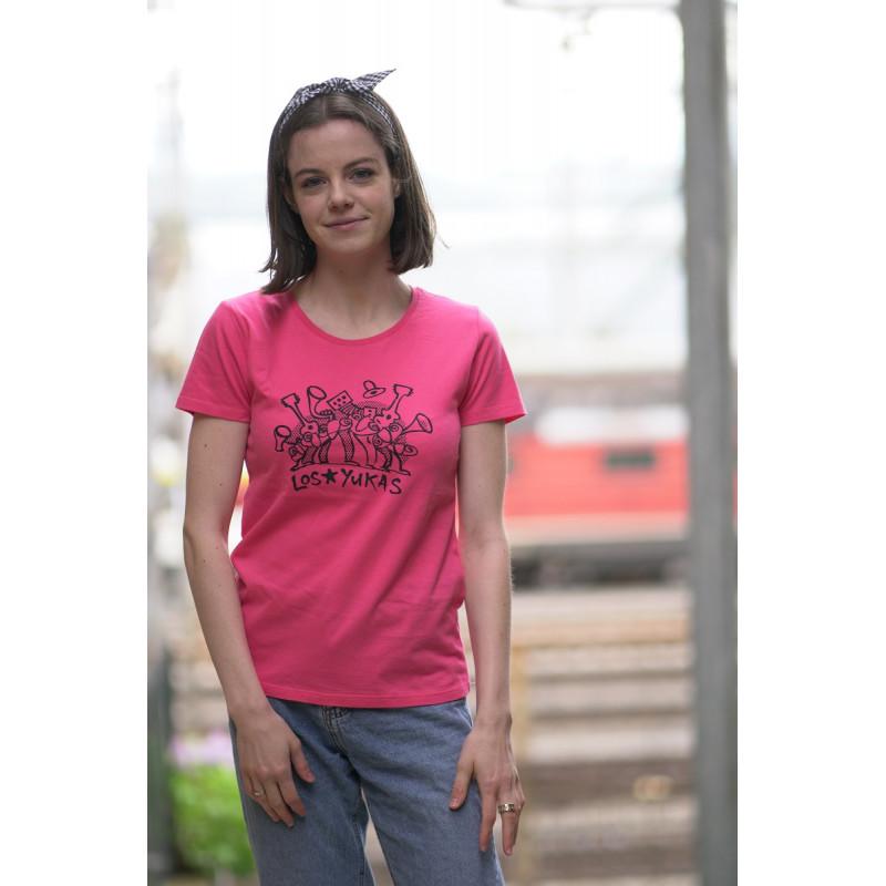 Los Yukas T-Shirt - Woman
