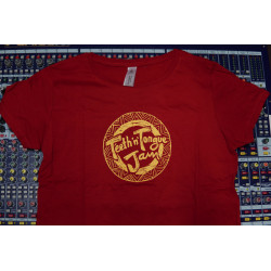 T-Shirt Jam T'n'T rosso...